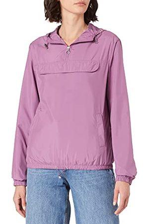 Urban classics Dames Dames Dames Basic Pull Over Jacket Windjack
