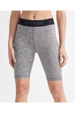 Superdry Sport Training strakke elastische short