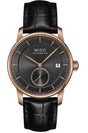 MIDO M86083134 Automatisch herenhorloge met leren armband