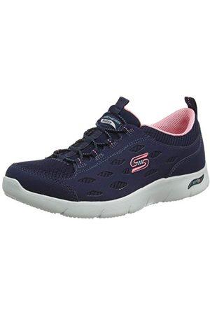 Skechers 104090 NVCL, Arch FIT Refine Sneaker Dames 35.5 EU