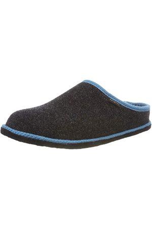 Fargeot SUPER Uniseks - Volwassenen Pantoffels, graniet, 37 EU