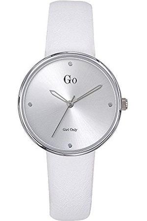 GO Girl Only Dames analoog quartz horloge met PU band 699127