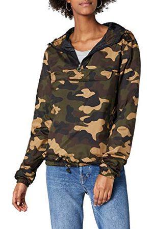 Urban classics Dames Dames Camo Pullover Jas