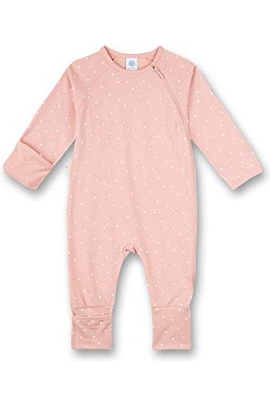 Sanetta Rompertje voor babymeisjes, roze, peuterpyjama