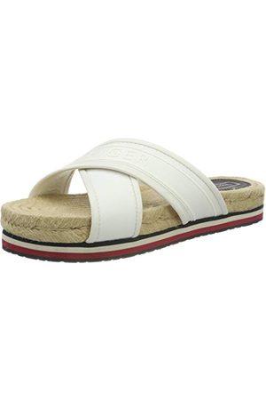 Tommy Hilfiger FW0FW04159, open sandalen met sleehak dames 40 EU