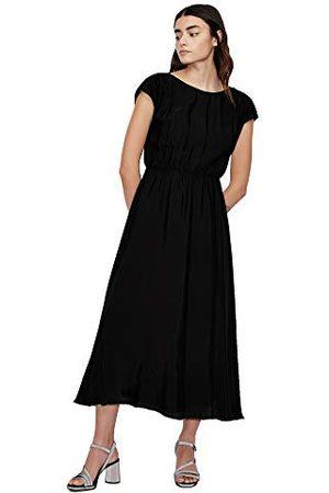Armani Dames Black Business Casual Dress