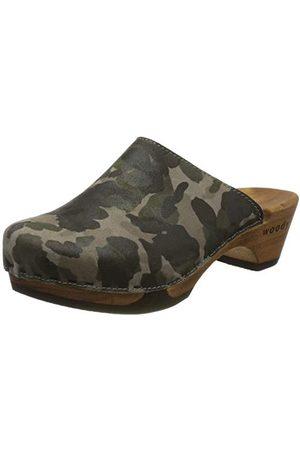 Woody 8418, Houten schoenen. Dames 41 EU