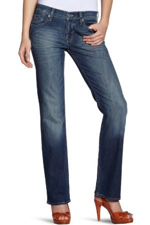 Mustang Jeans - Jeans Straight Fit - dames - - 27W/34L