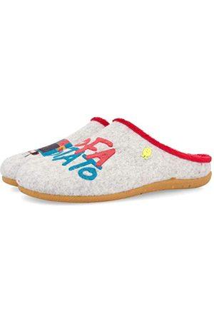 HOT POTATOES 61044-P, Sneakers Vrouwen. 41 EU