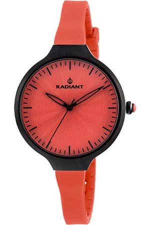 Radiant Dameshorloge analoog kwarts rubber RA336612