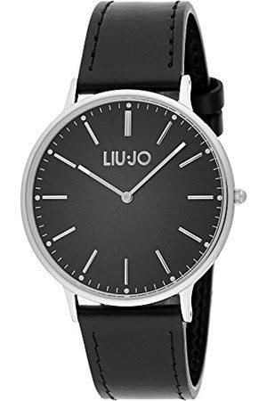 Liu Jo LJW-TLJ1232 Analoog kwartshorloge voor heren, met leren armband