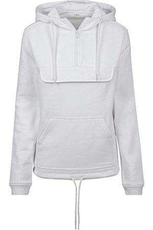 Build Your Brand Dames Ladies Sweat Pull Over Hoody Hoody Sweatshirt