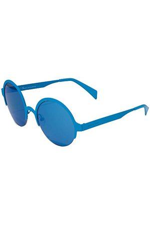 Italia Independent Unisex volwassenen 0027-027-000 zonnebril, (Azul), 51