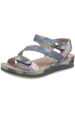 LAURA VITA 0002487, open sandalen met sleehak Dames 37 EU