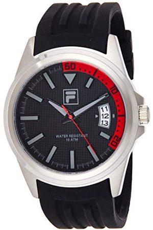 Fila Unisex horloge analoog kwarts met siliconen band 4.89518E+12