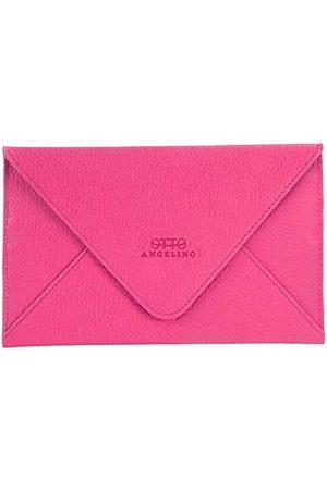 Otto Lederen Creditcardhouder en Reisportefeuille Cover met Magnetische Sluiting - RFID Protection (Pink)