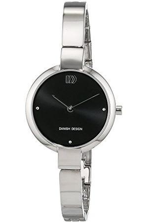 Danish Design Dames analoog kwartshorloge met roestvrij stalen armband 3324607