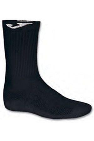 Joma Sock Large Pack 12 Junior, zwart, maat 28