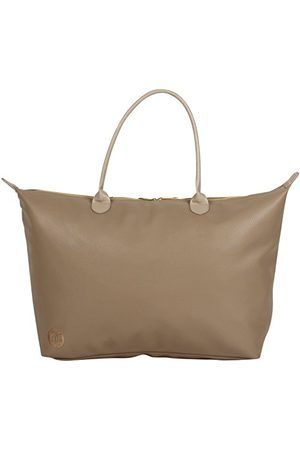 Mi-Pac Lichtgewicht Weekender Bag   Dames Dames   Handbagageruimte   Holdall Carry-On   Overnachting Weekend Reistas   Duffel Schoudertas   Kwaliteit Waterbestendig Kunstleer   Paddestoel