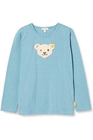 Steiff Jongens met schattige teddybärapplication T-shirt lange mouwen