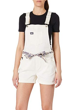 Superdry Utility Dungaree Shorts Dress voor dames