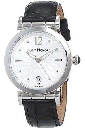 Saint Honore Dames analoog kwarts horloge met lederen armband 7520111AFIN