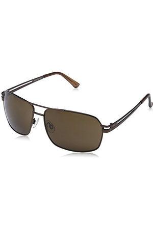 Carlo Monti Heren SCM104-142 Rechthoekige zonnebril