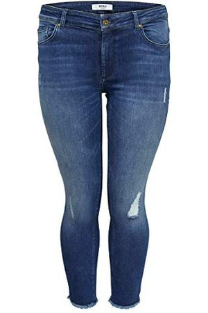 Carmakoma Carwilly Reg ANK MBD Noos Skinny jeans voor dames