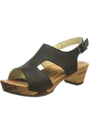 Woody 18254, Houten schoenen. Dames 36 EU