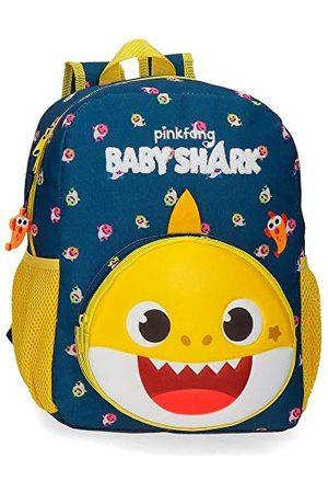 Baby Shark My Good Friend rugzak, 32 cm, aanpasbaar