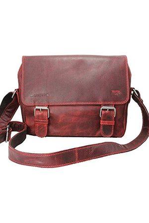 ARRIGO BELLO Unisex Volwassenen Messenger Bag Boodschappentas, , 31x20x14 cm