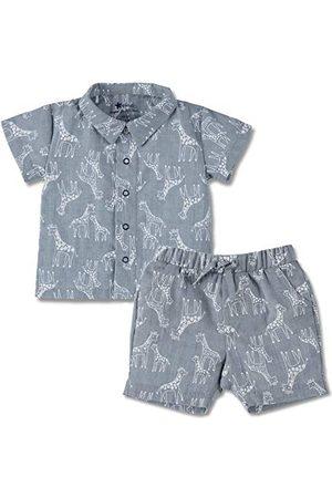 Sterntaler Babysokken met strohoed voor jongens.