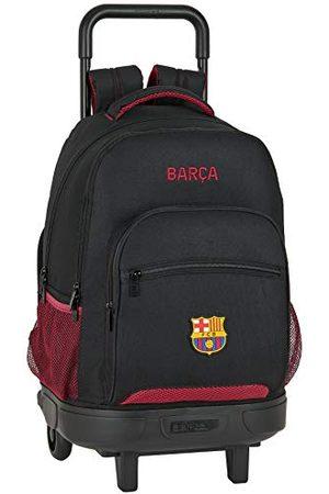 Safta Schoolrugzak met wagen en gevoerde rug van FC Barcelona, meerkleurig (FC Barcelona Layers)