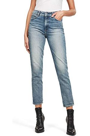 G-Star Dames Straight Jeans 3301 High Straight 90's Ankle