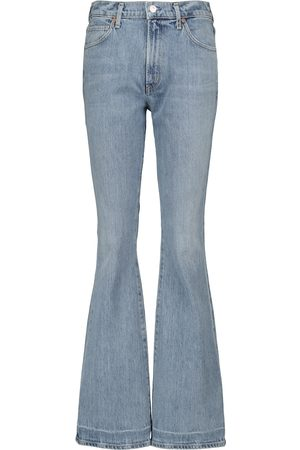 Citizens of Humanity Dames High waisted - Lilah high-rise bootcut jeans