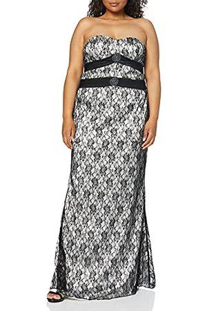 Astrapahl Dames Empire jurk br07006, Maxi