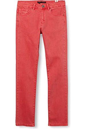 IKKS Denim Slim Coral Jeans voor jongens.