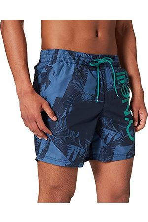 O'Neill Heren Cali floral shorts, Blue All Over Print, M