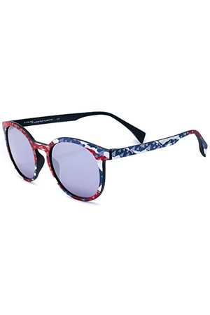 Italia Independent IS019-FLI-FLG zonnebril, (rojo), 52 dames