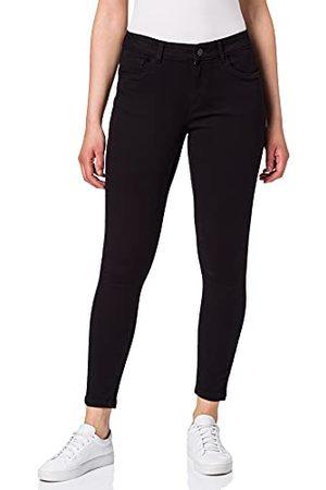 VERO MODA Dames VMHONNISEVEN MR SLIM PUSH UP ANK PANT GA Jeans, , L/34
