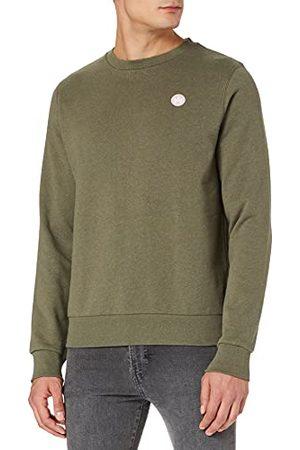 Kronstadt Heren Lars gerecycled katoen sweatshirt