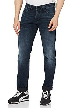 Mavi Marcus Straight Jeans voor heren.