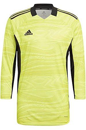adidas CON GK 21 JSY L Longshirt, Acid Yellow, L Heren