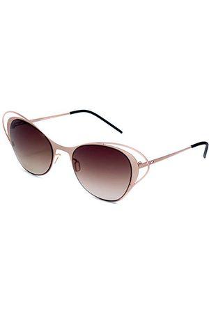 Italia Independent Dames 0219-121-000 zonnebril, (Rosado), 52.0