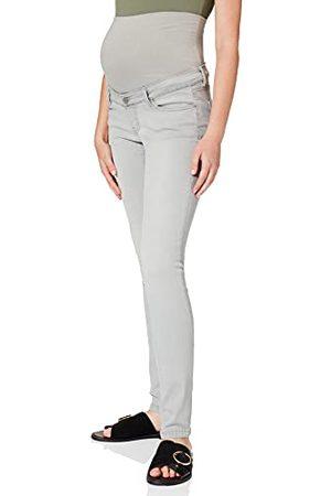 Noppies Dames OTB Skinny Avi Light Aged Grey Jeans