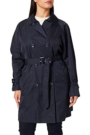 Geox W Airell Trench-polyester Ca Trenchcoat