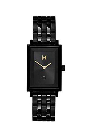 MVMT Dames analoog kwartshorloge met roestvrij stalen armband 2800057-D