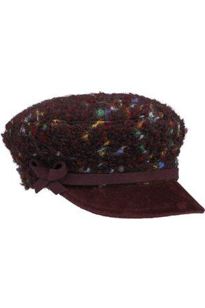 Lierys Jongens Petten - Colour Dots Dames Baker boy cap by
