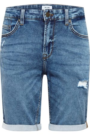 Only & Sons Heren Shorts - Jeans 'Ply Life Jog Blue