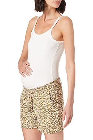 Supermom Dames Short Utb Aop Woven Leopard